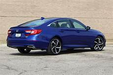 2019 Honda Accord Review The Driving Enthusiast S Family