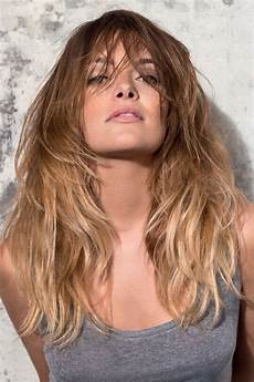 frisuren lange haare stufenschnitt