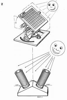 how to make a simple solar tracker circuit dual axis electricalcorecircuits
