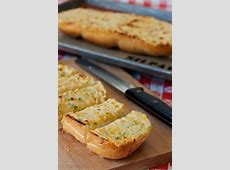 Three Cheese Garlic Bread image