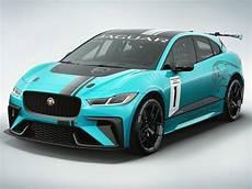 Jaguar E Pace Electrique Jaguar I Pace Etrophy Racecar 2018 Chionnat 100