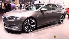 2017 Opel Insignia Sports Tourer Exterior And Interior