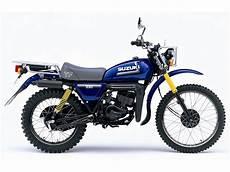 moto trail 125 suzuki tf 125 japan style bikes