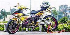 Mx King Modif Touring by 8 Kumpulan Konsep Modifikasi Yamaha Mx King 150 Terbaru