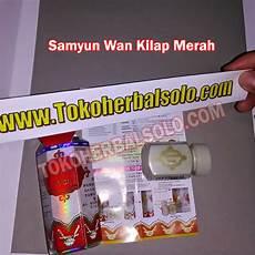 Gemuk Badan Samyun Wan Kilap Merah Toko Herbal