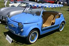 fiat 500 jolly auction results and data for 1959 fiat 500 conceptcarz