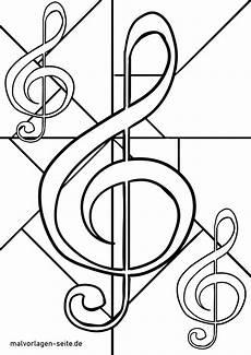 malvorlage notenschl 252 ssel musik ausmalbilder kostenlos