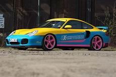 Ok Chiptuning Manta Manta Porsche 911 Turbo Car Tuning