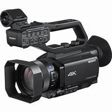 Sony Hxr Nx80 4k Nxcam With Hdr Fast Hybrid Af Hxr Nx80