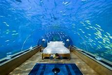8 best underwater hotels for a luxury aquatic getaway