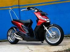Modifikasi Motor Beat 2015 by Foto Modifiksi Sepeda Motor Honda Beat Trendi Terbaru 2015