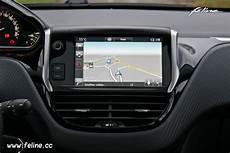 Photo Navigation Gps 233 Cran Tactile Smeg Peugeot 208 Gt