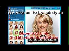 put my face with different hairstyles for free youtube