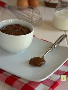 ricetta crema alla nutella crema pasticcera alla nutella chez bibia