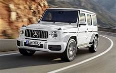 2019 mercedes amg g63 muscles in with 577 horsepower