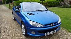 peugeot 206 cabrio review of 2004 peugeot 206 cc 2 0 convertible for