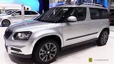 2015 skoda yeti edition 1 8 tsi 152hp exterior and
