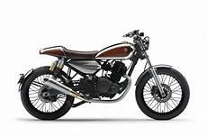 Yamaha Cafe Racer Nueva