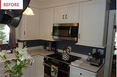 how to update old white kitchen cabinets photos apartment therapy