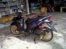 Modifikasi Motor Vario 125 by Vario 125 Modifikasi Ring 17 Thecitycyclist