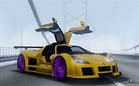 Gumpert Apollo S Autovista For GTA San Andreas