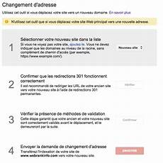 Changer L Adresse D Un Site Outil Seo Dans Search Console