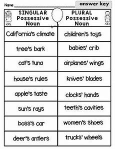 singular or plural possessive noun sort by rock paper scissors tpt