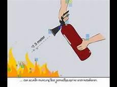 Cara Menggunakan Alat Pemadam Api Avi