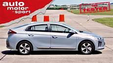 Hyundai Ioniq Elektro Die Erste Wahl Unter Den