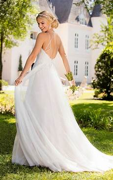 Brautkleid Boho Style - boho wedding dress stella york wedding gowns