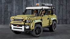 2020 land rover defender lego technic ready for miniature