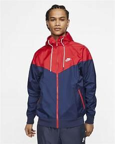 nike sportswear windrunner men s hooded windbreaker nike com