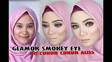 Makeup Wisuda Graduation Glamor Smokey Eye Tutorial