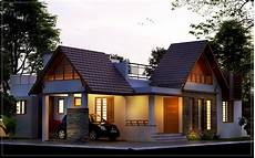 low cost kerala homes designed kerala home design single floor low cost with images