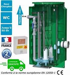 Station De Relevage 2 Pompes Eaux Charg 233 Es 1 10 Kw