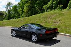 1991 acura nsx coupe in black with 7k documented miles