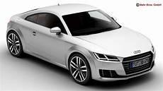 audi tt coupe 2015 3d model buy audi tt coupe 2015 3d