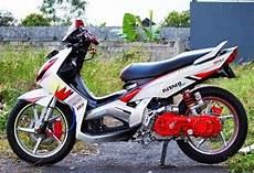 Nouvo Modif by Modifikasi Motor Yamaha Nouvo Z 2005 Iplanet Post