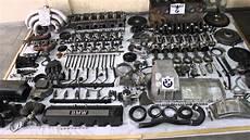 motor bmw e30 325i 1989