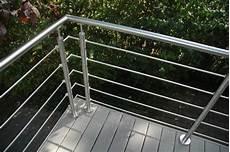 Barriere Terrasse Inox Pose De Garde Fou En Inox 224 Antibes Ferronnerie D Et