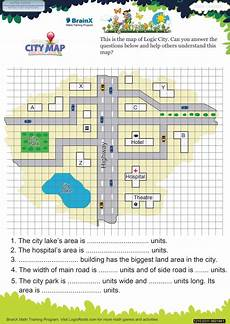 mapping worksheets for grade 4 11541 city map math worksheet for grade 3 free printable worksheets