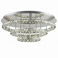 Led Deckenleuchte Kristall - licht trend deckenleuchte 187 sehr grosse led kristall