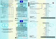 document pour carte grise voiture belge