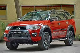 2017 Mitsubishi Pajero Sport Select Plus Images Interior