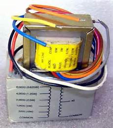 audio transformer substitutes