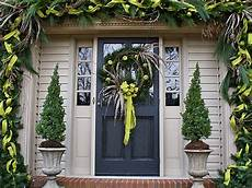 Decorations Front Door by 10 Unique Ways To Decorate Your Front Door For The