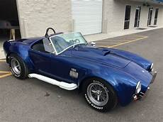 1965 cobra replica kit car racing mark 4 convertible roadster superformance classic replica