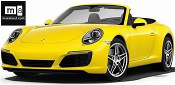 Porsche 911 Carrera Cabriolet Price Specs Review Pics