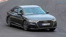 audi s8 2019 2019 audi s8 spied without camouflage during n 252 rburgring