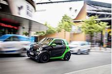 smart fortwo electric drive knuffiges elektro terzett